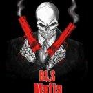 Black Label Society Poster Flag BLS Mafia Tapestry