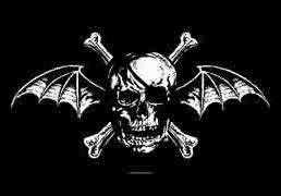 Avenged Sevenfold Poster Flag Death Bat Black Tapestry