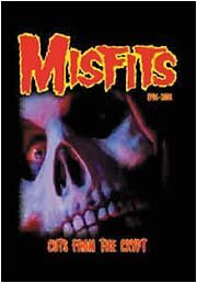 Misfits Poster Flag Cuts from the Crypt Tapestry