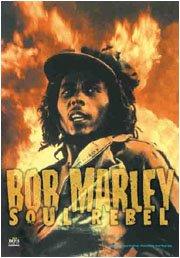 Bob Marley Poster Flag Soul Rebel Tapestry