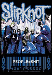 Slipknot Poster Flag People Equal Tapestry