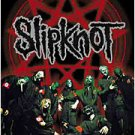 Slipknot Poster Flag Pentagram Band Photo Tapestry