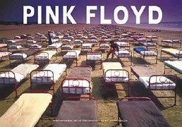 Pink Floyd Poster Flag Beds Desert Tapestry