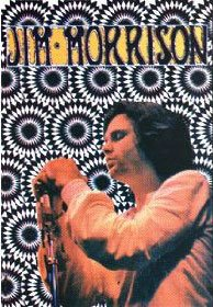 The Doors Jim Morrison Poster Flag Singing Tapestry