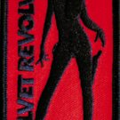 Velvet Revolver Iron-On Patch Silhouette Logo