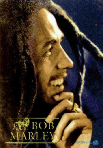 Bob Marley Poster Flag Legend Profile Tapestry