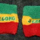 Damian Marley Wrist Bands 1 Pair Jr Gong Reggae New