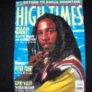 Ziggy Marley High Times T-Shirt Black Size XXL Reggae