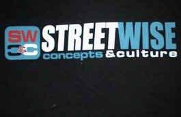 Streetwise Concepts Culture T-Shirt Black Size Large