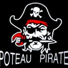 Pirate Poteau Pirates Flag Black 3' x 5' New