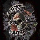 Guns n' Roses Poster Flag Skull Logo Tapestry