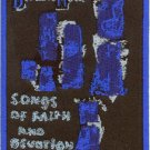 Depeche Mode Iron-On Patch Songs Of Faith