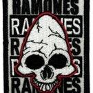 The Ramones Iron-On Patch Pinhead Logo