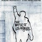 Rage Against The Machine Poster Flag Battle of Los Angeles Tapestry