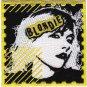 Blondie Iron-On Patch Debbie Harry Stamp Logo