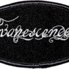 Evanescence Iron-On Patch Oval Logo