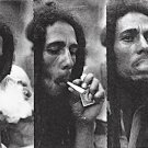Bob Marley Poster Flag Triple Smoke Tapestry New