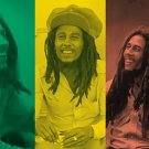 Bob Marley Poster Flag Rasta Collage Reggae Tapestry New