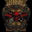 Avenged Sevenfold Poster Flag Death Crest Tapestry