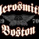 Aerosmith Poster Flag Boston Logo Tapestry New