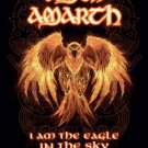 Amon Amarth Poster Flag Burning Eagle Tapestry New
