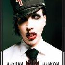 Marilyn Manson Poster Flag Uniform Tapestry