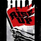 Cypress Hill Poster Flag Rise Up Logo Tapestry