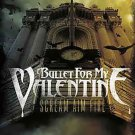Bullet For My Valentine Poster Flag Scream Aim Fire Tapestry