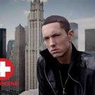 Eminem Poster Flag Skyline Tapestry