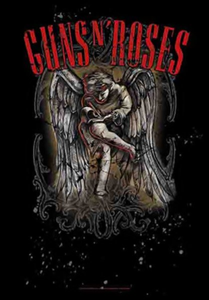 Guns n' Roses Poster Flag Cherubin Tapestry
