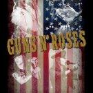 Guns n' Roses Poster Flag Collage Tapestry
