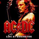 AC/DC Poster Flag Live At Donnington Tapestry