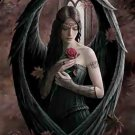Anne Stokes Poster Flag Angel Rose Tapestry
