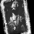 Bob Marley Fabric Door Poster Collage