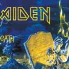 Iron Maiden Fabric Door Poster Live After Death