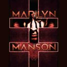 Marilyn Manson Poster Flag Cross Tapestry