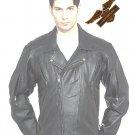 Black Pistol Pete II Jacket - Soft Leather