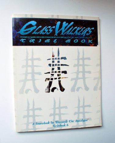 Werewolf: Apocolypse-Glass Walkers Tribe Book