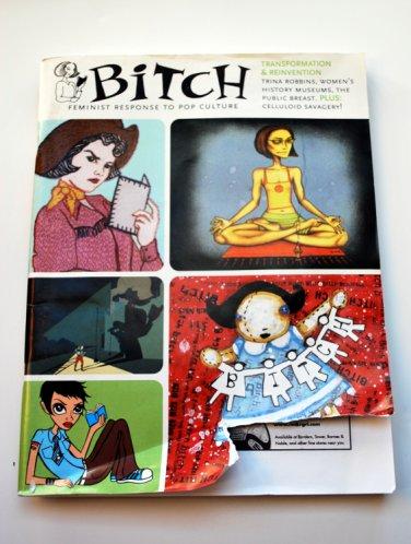 Bitch Magazine, Issue 18, Fall 2002-Transformation/Reinvention