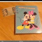 Mickey and Minnie Mouse photo holder holds 3x5 pictures $6.99