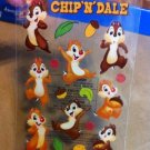 New Scrapbook Embellishment Sticker Disney Chip And Dale $3.99