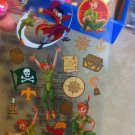 New Scrapbook Embellishment Sticker Peterpan Captain Hook $2.99