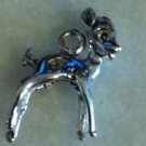 Vintage Sterling Silver .925 Bambi Fawn Deer Charm 1 gram $14.99