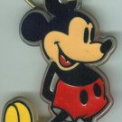 "Vintage Walt Disney World Mickey Mouse Plastic 4.5"" Keychain $14.99"