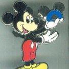 Walt Disney World Mickey Mouse Golden Ears Hat Pin. $19.99