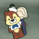 Disney World Chip Sailor Cutie Pin with Mop $4.99