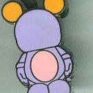 Walt Disney Vinylmation Junior Figment Pin 2012 $6.99