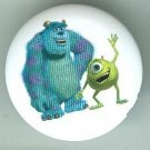 Walt Disney World Mike & Sulley Monsters Inc. Mini Badge $4.99