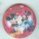 Walt Disney World 3d Mickey and Minnie Mouse Valentine Pin Badge.$3.99