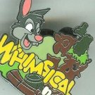 Walt Disneyland Resort Hotel  Whimsical Brier Rabbit Pin 2007 $ 7.99